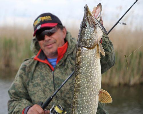 Рыбалка в Ростовской области с Константином Тополовым