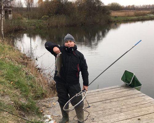 РК «Рыбалка возле Глобуса»