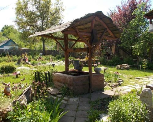 Гостевой комплекс «Волшебный сад»