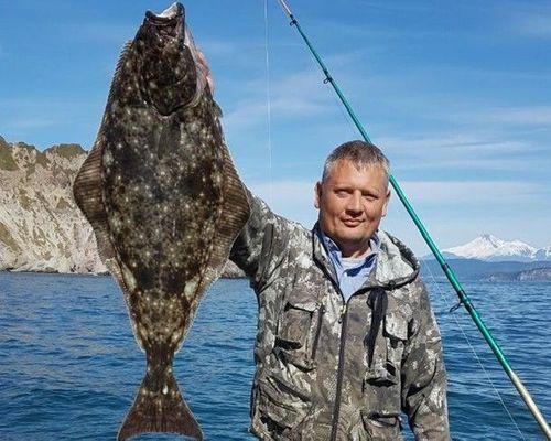 Морская рыбалка в Петропавловск-Камчатском