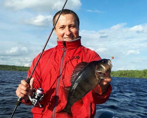 Рыбалка в Псковской области с Александром Волковым