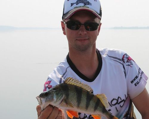 Рыбалка в Московской области с Александром Апраксиным