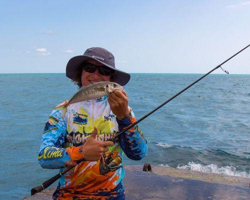 Морская рыбалка с Сергеем Ващишеном