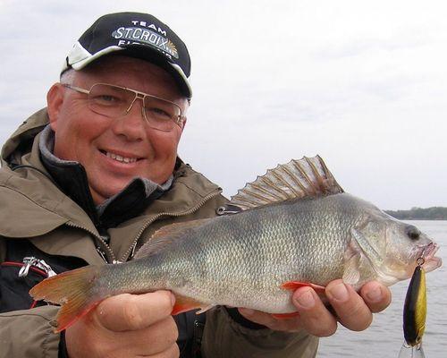 Трофейная рыбалка с Владимиром Половинкиным