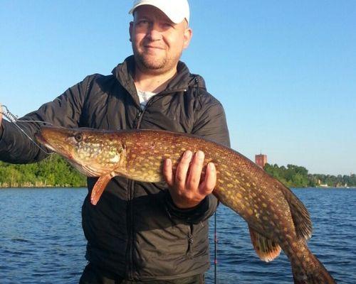 Рыбалка на Волге с Анатолием Смирновым