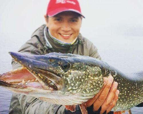 Рыбалка в Нижегородской области с Александром Гарусовым