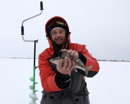 Рыбалка на Каме с Иваном Утробиным
