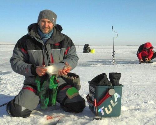 Итоги отборов в сборную России по ловле на мормышку со льда