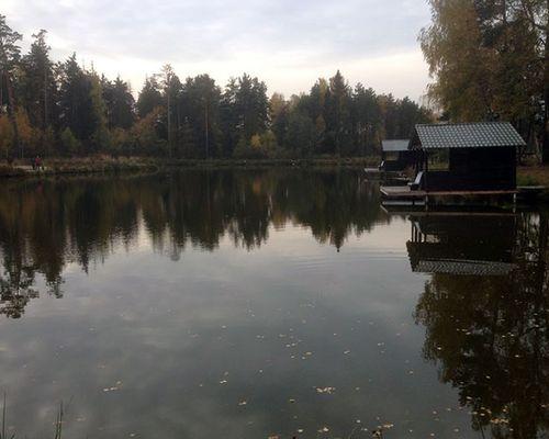 Рыбалка в Копнино