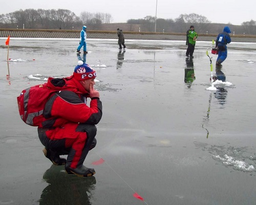 Отборы сборной России по мормышке на XV Чемпионат Мира, Самаркандское водохранилище