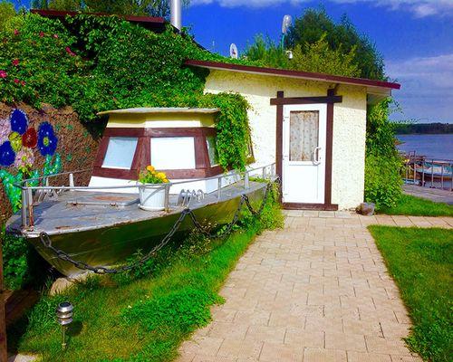 Гостиничный рыболовно-охотничий комплекс «Александровский причал»