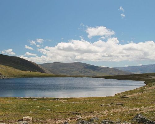 Рыбалка на Хариуса на плато Укок, Республика Алтай