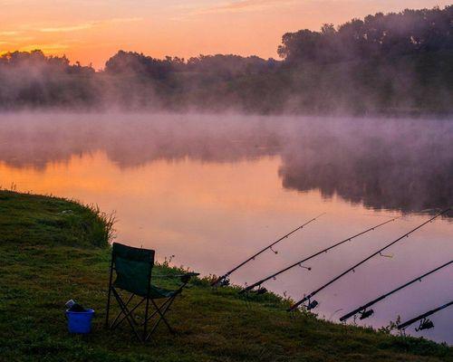 Рыбалка на хуторе «Крестов»