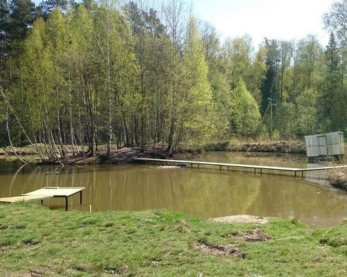 Рыбалка в Заболотском