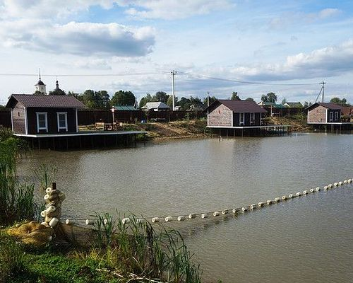Рыболовная база «Воскресенская Слобода»