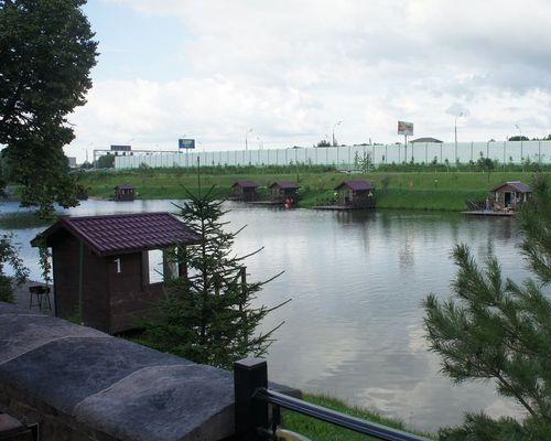 Загородный клуб «Видная Рыбалка»