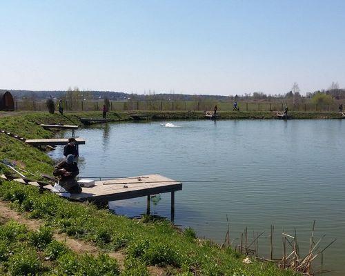Рыболовное хозяйство «Юрково»