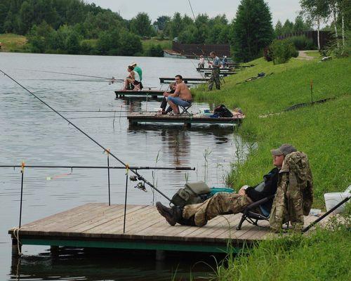 Рыболовная усадьба «Золотые караси»