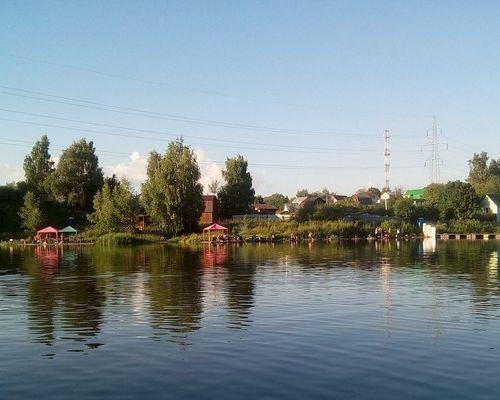 Рыболовный клуб «Савельево-2, Пирогово»