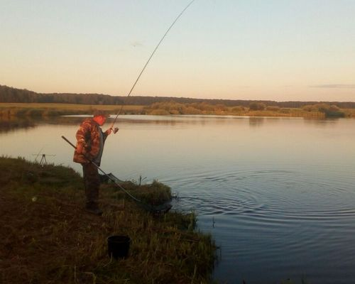 Культурно-рыболовное хозяйство «МосФишер», Стремилово