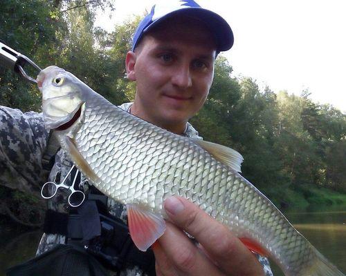 Рыбалка во Владимирской области с Александром Юдаевым