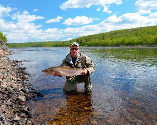 Недельный тур на реке Поной