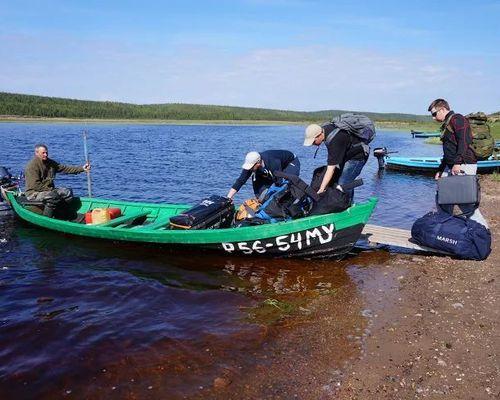 Рыболовный тур на реках Варзуга и Кица