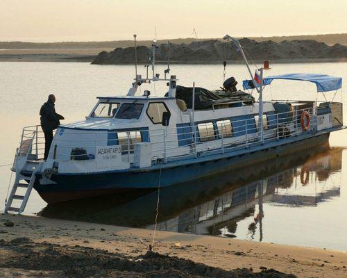 Рыболовный тур на реке Лена