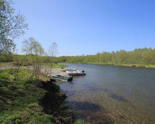 Рыболовный тур на Камчатку, река Большая Воровская