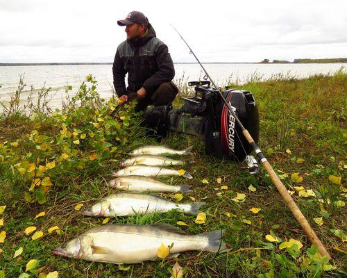 Рыбалка на Оке и Яузском водохранилище с Константином Осиповым