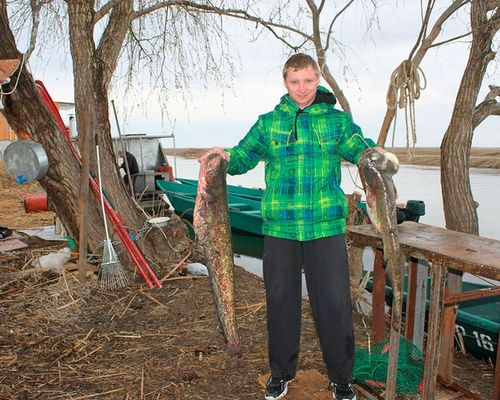Рыболовно-охотничья база «Флотраскат»
