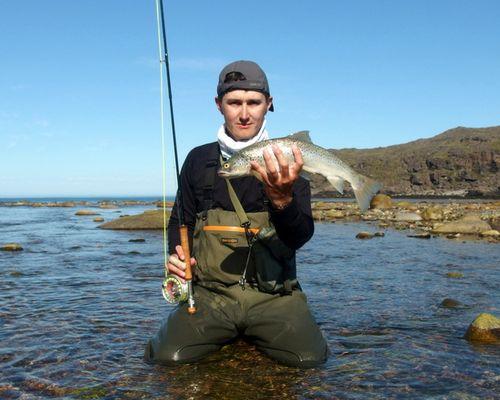 Рыбалка в Архангельской области с Дмитрием Дерягиным