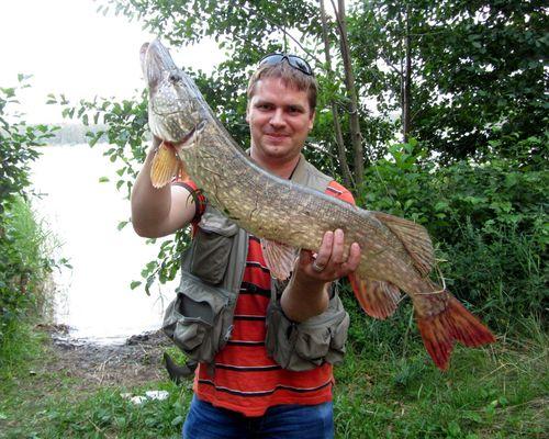 Рыбалка в Московской области с Сергеем Быковым