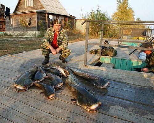 Рыболовно-охотничья база «Моряна»