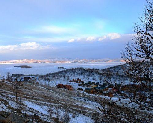 Подледная рыбалка на Малом море Байкала