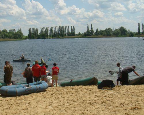 Спортивно-рыболовный комплекс «Серебряный ключ»