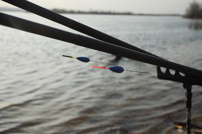 Рыбалка на маховую удочку карася