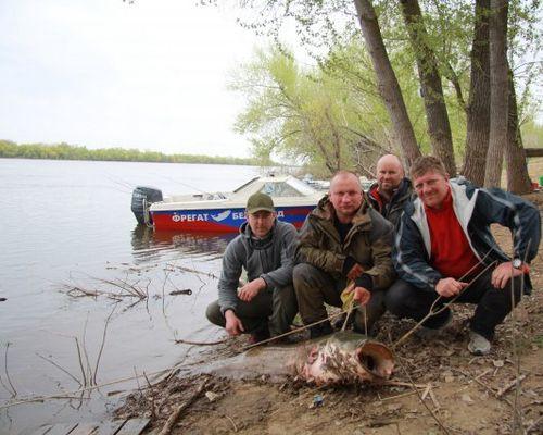 Рыболовная база «У Романыча»