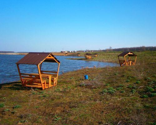 Рыбалка на пруду «Бобков Лог»