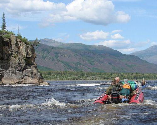 Летняя рыбалка на реке Томпуда (от устья до верховьев)