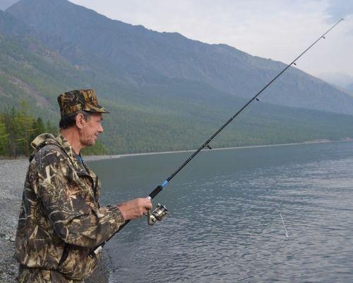 Рыбалка в Чивыркуйском заливе на щуку и окуня