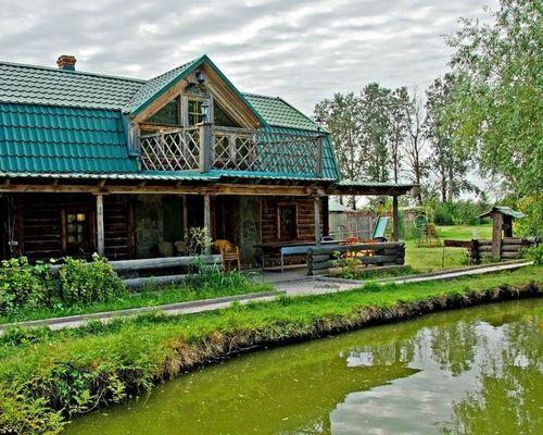Рыболовная база отдыха «Замок»