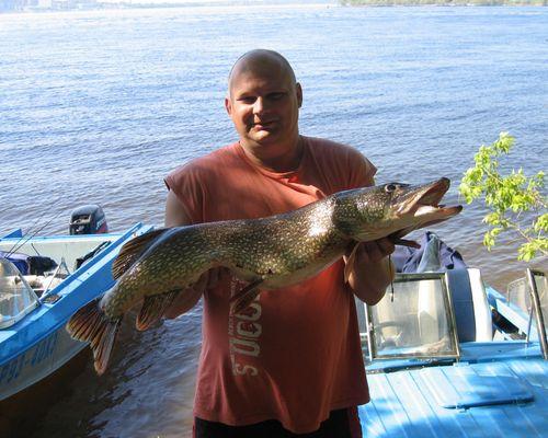 Рыбалка на Волге с Сергеем Нижегородовым