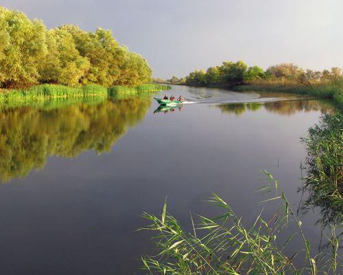 Рыболовная база «Дед Щукарь»