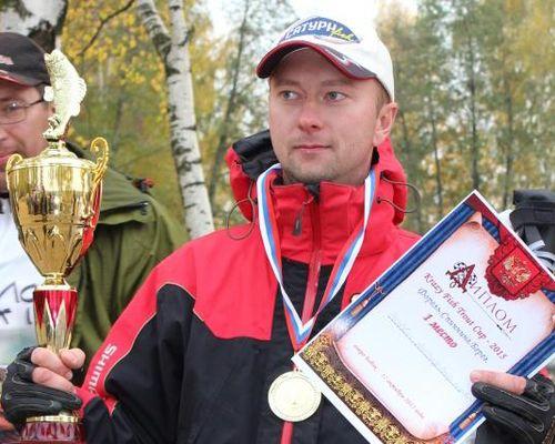 Рыбалка с Андреем Апраксиным в Московской области