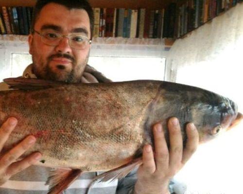 Рыбалка в Астраханской области с Алексеем
