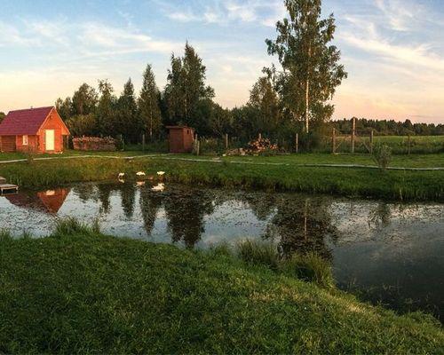 Туристическая база «Карп Савельич»