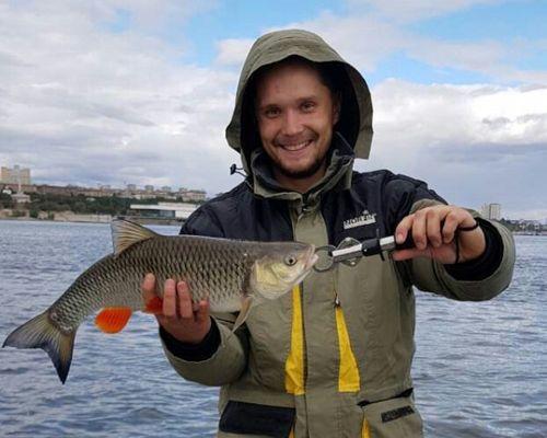 Рыбалка в Кировской области и Татарстане с Дмитрием Солоницыным