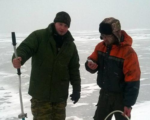 Рыбалка в Вологодской области с Андреем Марденским