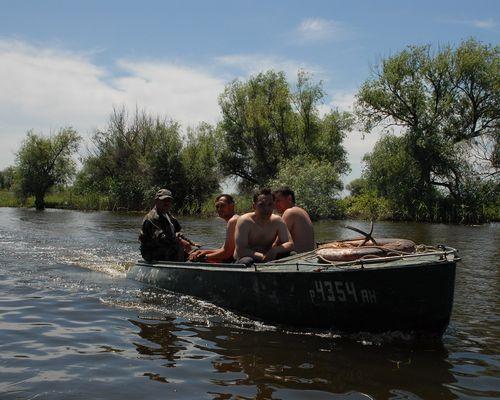 Рыболовная база «Сазанья бухта»